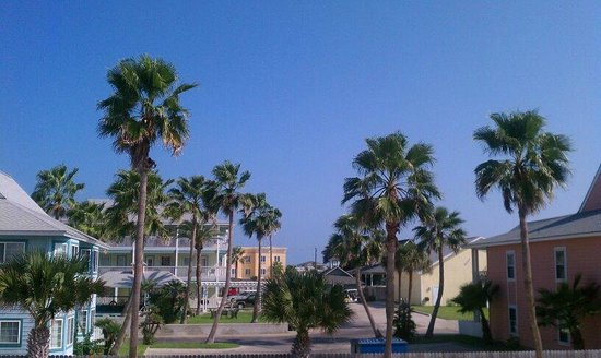 BEST WESTERN Port Aransas: Second floor view