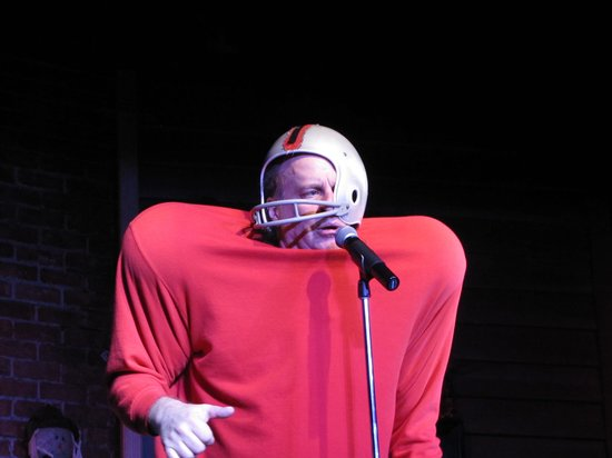Bob Nelson Comedy Show: Football Player