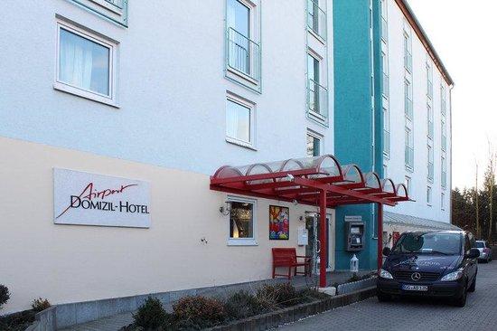 Halbersbacher Airport Hotel Frankfurt: Exterior