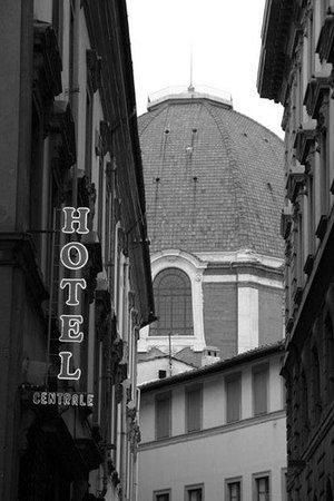 Relais Hotel Centrale Residenza D'Epoca: Exterior view