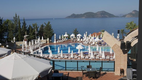 Liberty Hotels Lykia: One of the many pools!