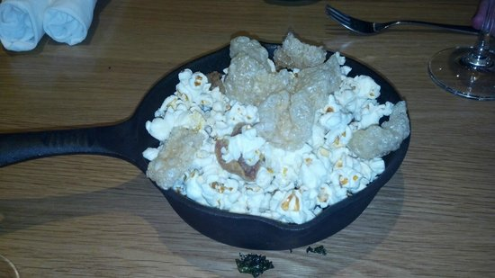 Forage: Popcorn & Crackling
