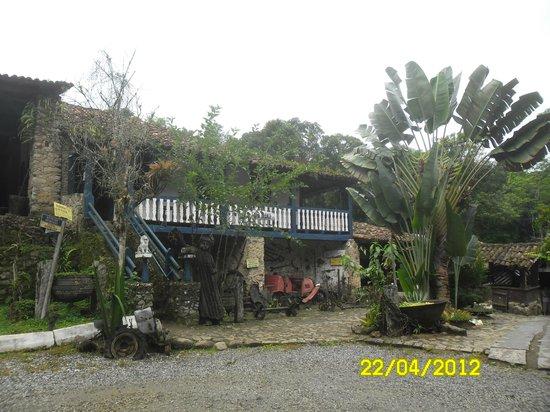 باراتي, RJ: Fotos do Exterior da Fazenda