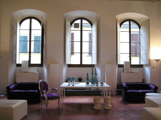 Palazzo Tolomei Residenza d'Epoca: reception room