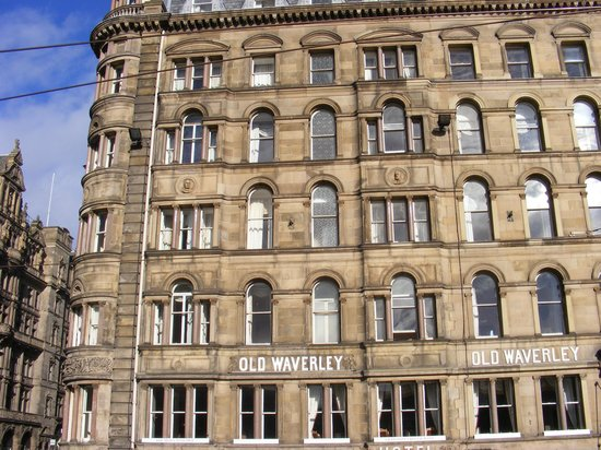 The Old Waverley Hotel : Old Waverley Hotel