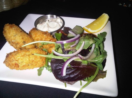 Bacalao - Nouvelle Newfoundland Cuisine : TN3