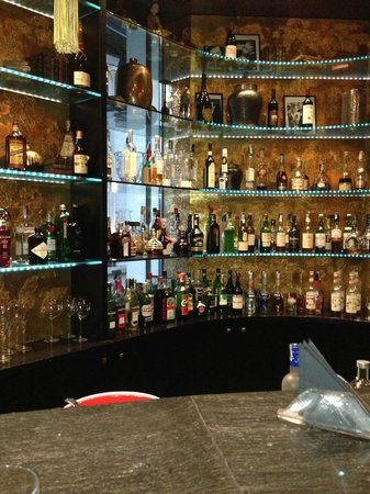Baglioni Hotel Regina: Georgeous bar