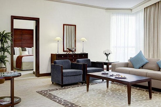Movenpick Hotel & Residences Hajar Tower Makkah: Suite