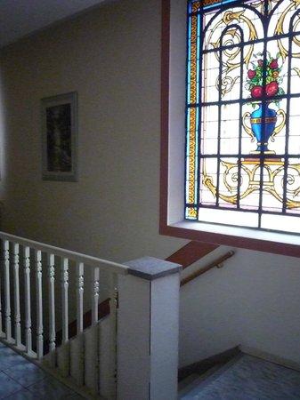 Hotel Paraiso : Escada