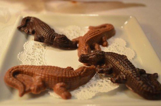 Le Crocodile: #1