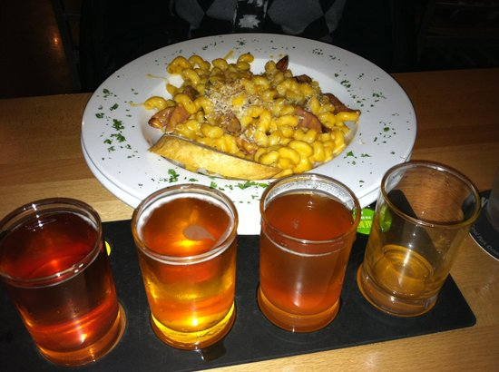 Canal Park Brewery: Mac & Beer Cheese Macaroni