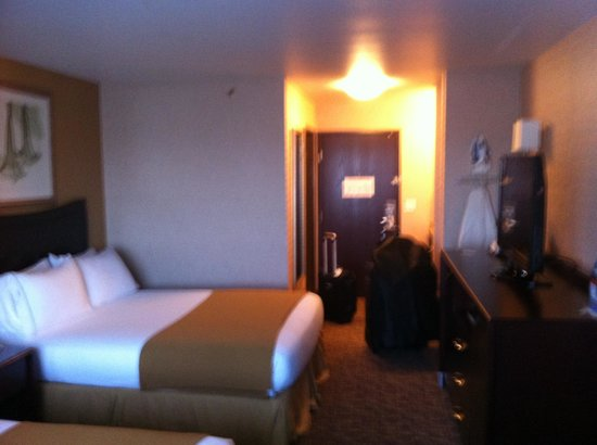 Holiday Inn Express Spokane Downtown : good room