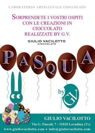 Giulio Vacilotto Pastry and Chocolat: logo