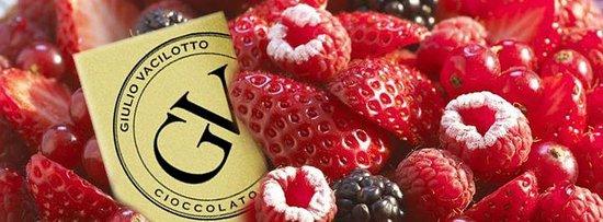 Giulio Vacilotto Pastry and Chocolat: Charlotte frutta