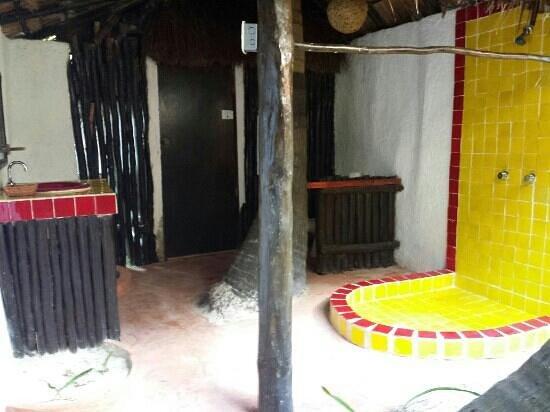 Retiro Maya Villas: salle de bain