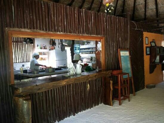 Retiro Maya Villas: cuisine