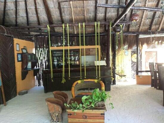 Retiro Maya Villas: salle petit déjeuner