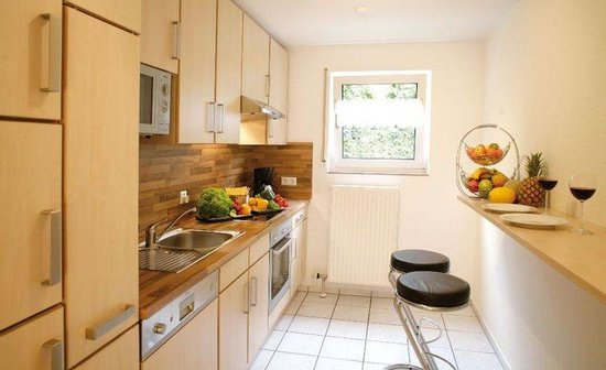 Apartmenthotel Residenz Steinenbronn: Kitchen