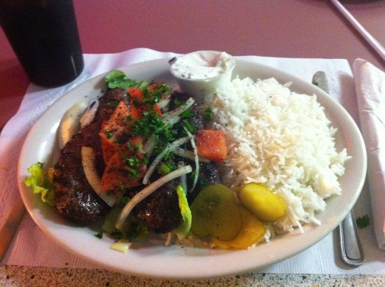 Zamaan Cafe: What a flavorful dish