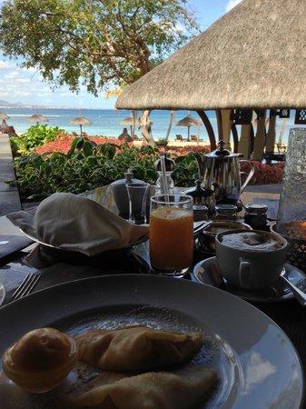 The Oberoi, Mauritius: Desayuno