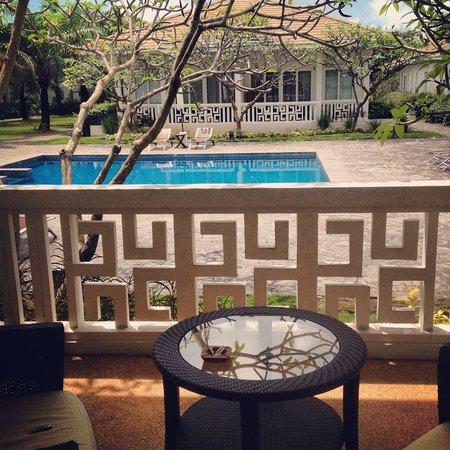 Princess D'An Nam Resort & Spa: Mandarin Villa - Balcony