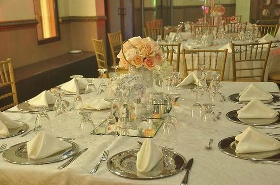 Hotel Gran Mediterraneo: wedding reception