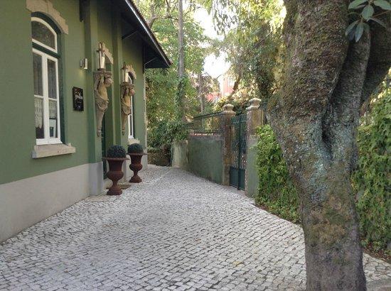 OH Casa Sintra: Entrada