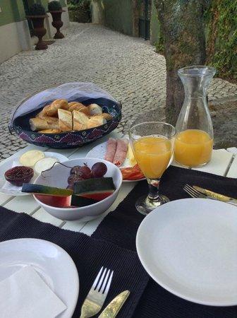 OH Casa Sintra: Pequeno-Almoço
