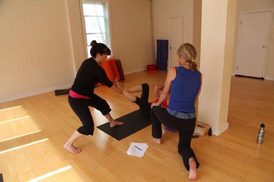Chichester Yoga: Teacher Training