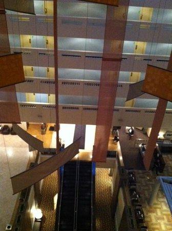 Holiday Inn Denver East-Stapleton: View from the 6th floor.