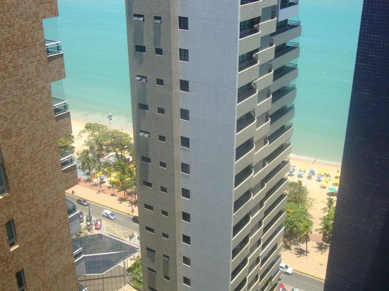 Hotel Brasil Tropical: vista da sacada