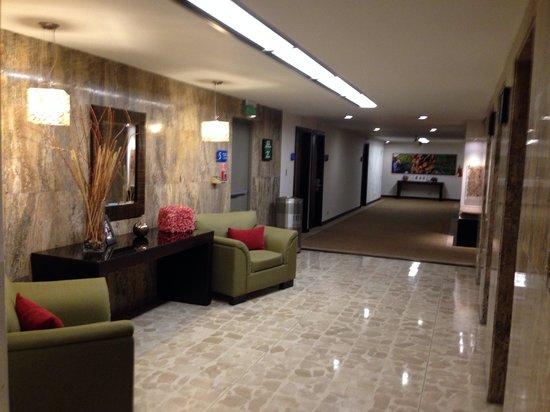 Tryp by Wyndham San Jose Sabana: 5th floor hallway