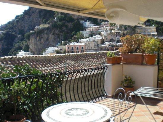 Hotel Villa Gabrisa: Terrace