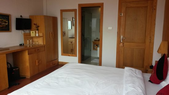 Sapa View Hotel : Nice and comfy room