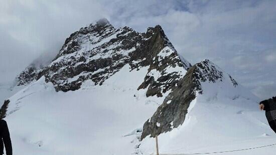 Männlichenbahn Grindelwald: اعلى قمة في اوروبا
