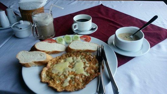 Sapa View Hotel : great breakfast