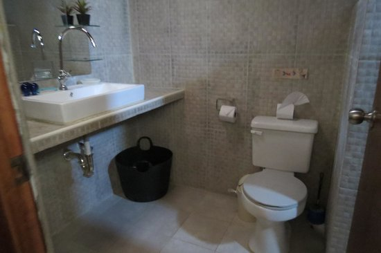 Posada Lagunita: Bathroom