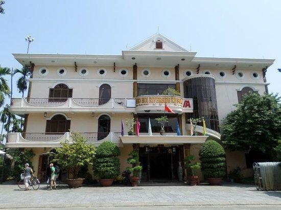Pho Hoi Riverside Resort: hotel