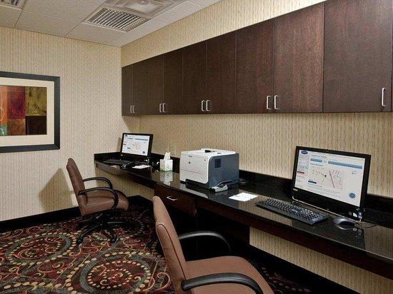 Hampton Inn Augusta: Business Center