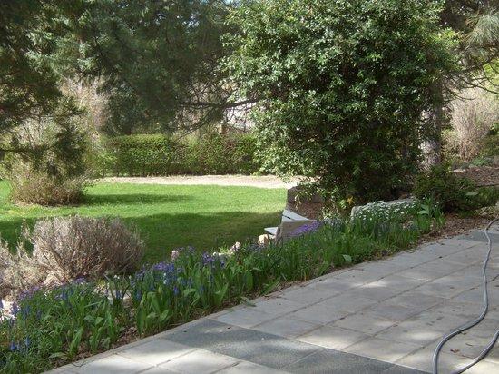 Estancia Paso Flores: jardines