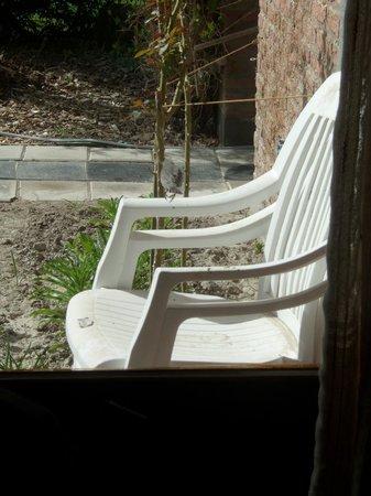 Estancia Paso Flores: patios