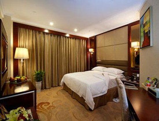 Days Inn Haosheng Wuhu: King Bed Guest Room