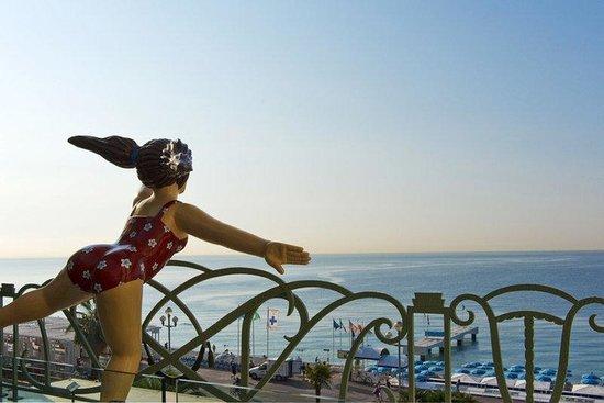 Hyatt Regency Nice Palais de la Mediterranee: NCEHR_P041 Terrace General View