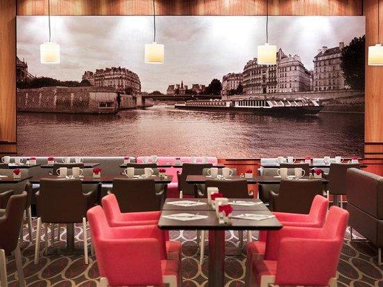 Hyatt Regency Paris Étoile : PARHR_P020 Arc en Ciel Breakfast 2