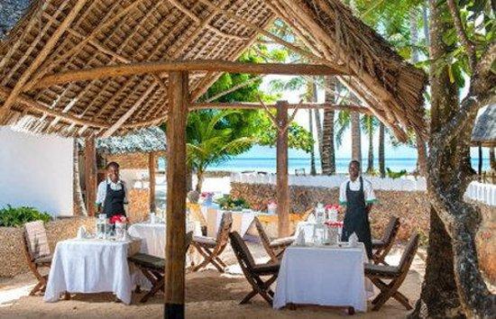 Diamonds Mapenzi Beach: Mapenzi Restaurant