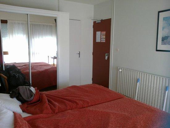 Hotel Regina : chambre 2 lits