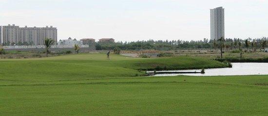 Campo de Golf Marina Mazatlan