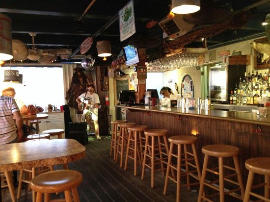 Pete's Time Out : neue Bar