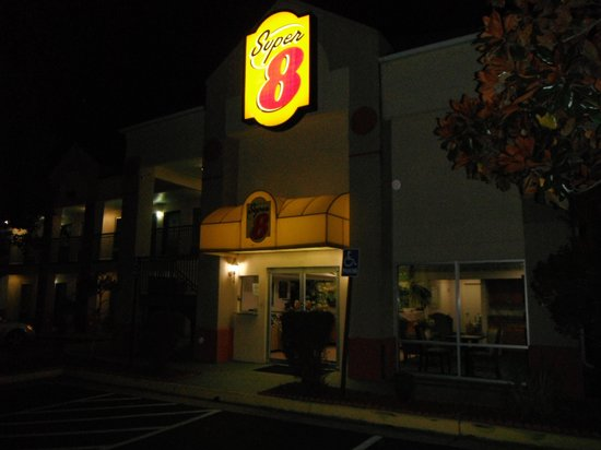 Super 8 Stafford: Super 8, Stafford, VA, États-Unis
