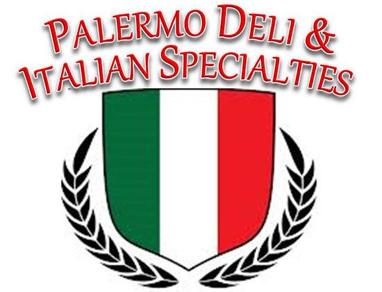 Palermo Deli & Italian Specialties: Palermo Deli Logo